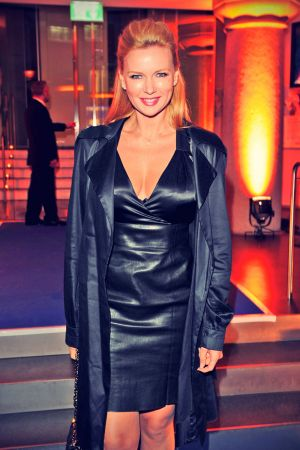 Veronica Ferres attends ARD-Advendsessen 2012