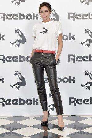 Victoria Beckham attends Reebok and Victoria Beckham
