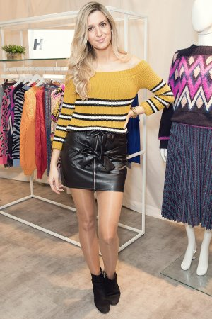 Victoria Brown attends H! by Henry Holland Knitwear Launch