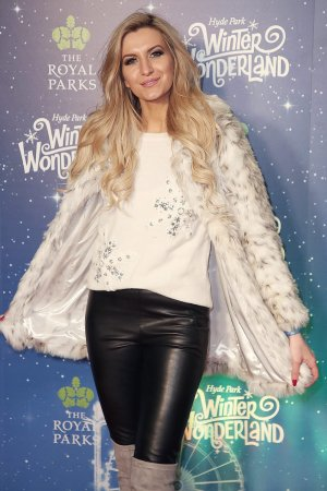 Victoria Brown attends Hyde Park Winter Wonderland VIP launch