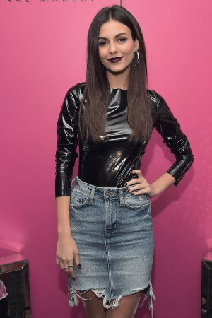 Victoria Justice attends NYX Professional Makeup and Samsung VR Launch Party