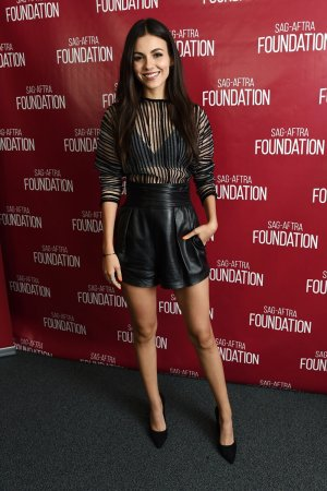 Victoria Justice attends Summer Night special screening