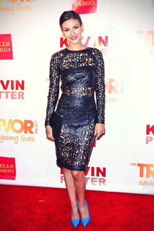 Victoria Justice attends TrevorLIVE event