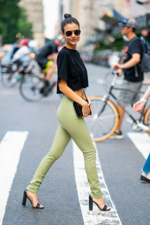 Victoria Justice out and about in NYC