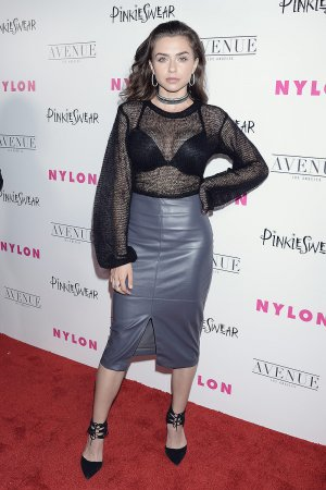 Victoria Konefal attends NYLON Young Hollywood Party
