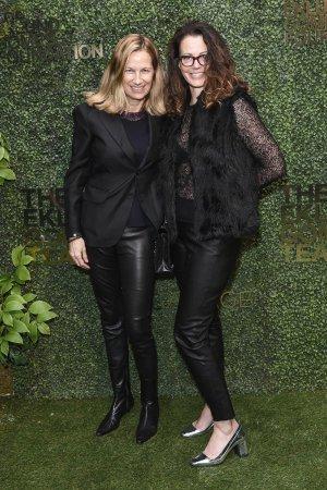 Victoria Pierce and Maura Mcevoy attend Eklund|Gomes 10 Year Anniversary Bash