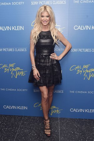 Victoria Silvstedt attends Call Me By Your Name Screening