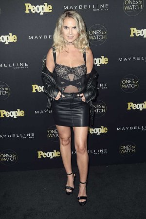 Victoriah Bech arrives at People's Ones to Watch