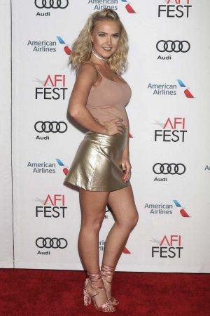 Victoriah Bech attends Jackie Screening AFI Fest Centerpiece Gala