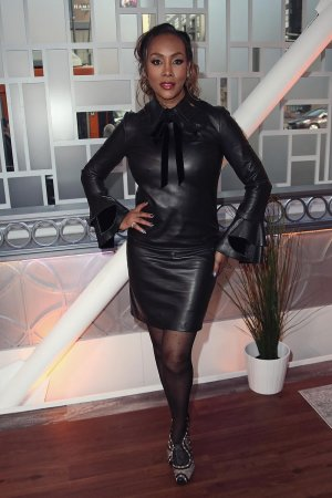 Vivica A Fox visits Hollywood Today Live