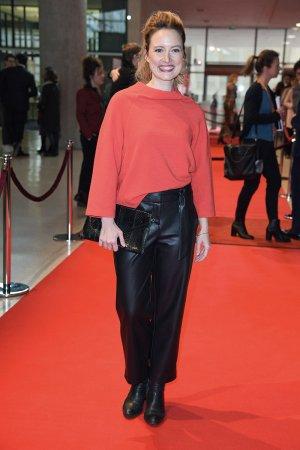 Wanda Perdelwitz attends Premiere von 'Cleo'
