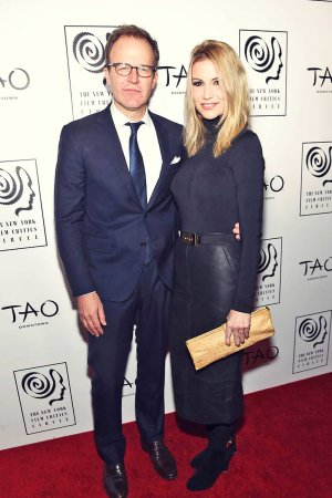 Wendy Merry attends the New York Film Critics Circle Awards
