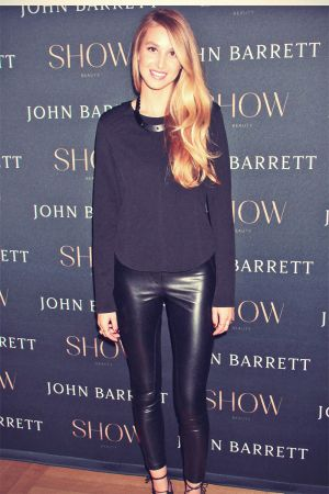 Whitney Port SHOW Beauty launch in New York City