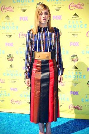 Willow Shields attends 2015 Teen Choice Awards