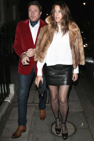 Yasmin Le Bon at Mark's club