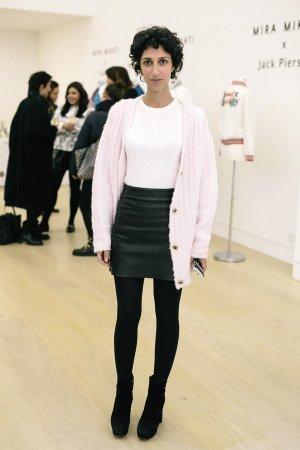 Yasmin Sewell attends the Mira Mikati Launch London