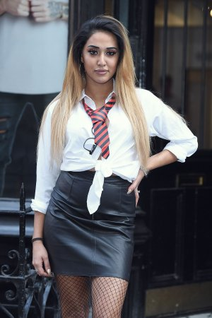 Zahida Allen attends the Geordie Shore Radge Academy open day