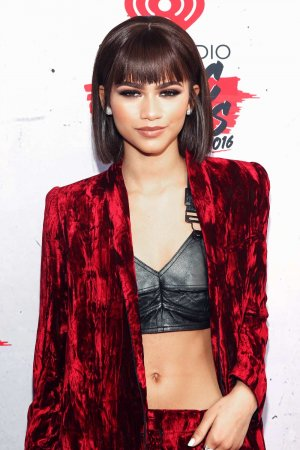 Zendaya Coleman attends 2016 iHeartRadio Music Awards