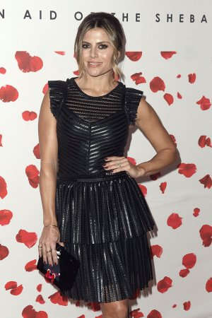 Zoe Hardman attends The Floral Ball in aid of the Sheba Medical Centre