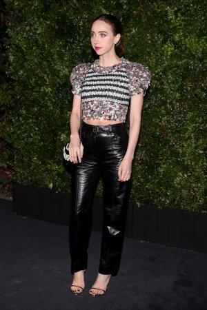 Zoe Kazan attends Charles Finch and CHANEL Pre-Oscar Awards Dinner