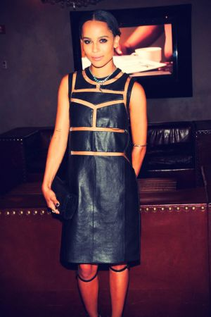 Zoe Kravitz attends Swarovski Crystallized Launch
