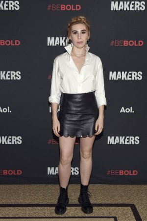 Zosia Mamet attends the 2017 MAKERS Conference Day 1
