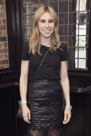Zosia Mamet attends The Tribeca Chanel Women's Filmmaker Program Luncheon