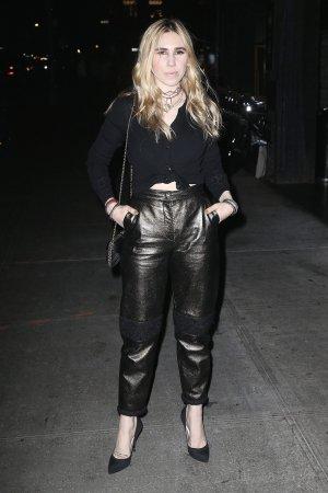 Zosia Mamet attends V Magazine Dinner