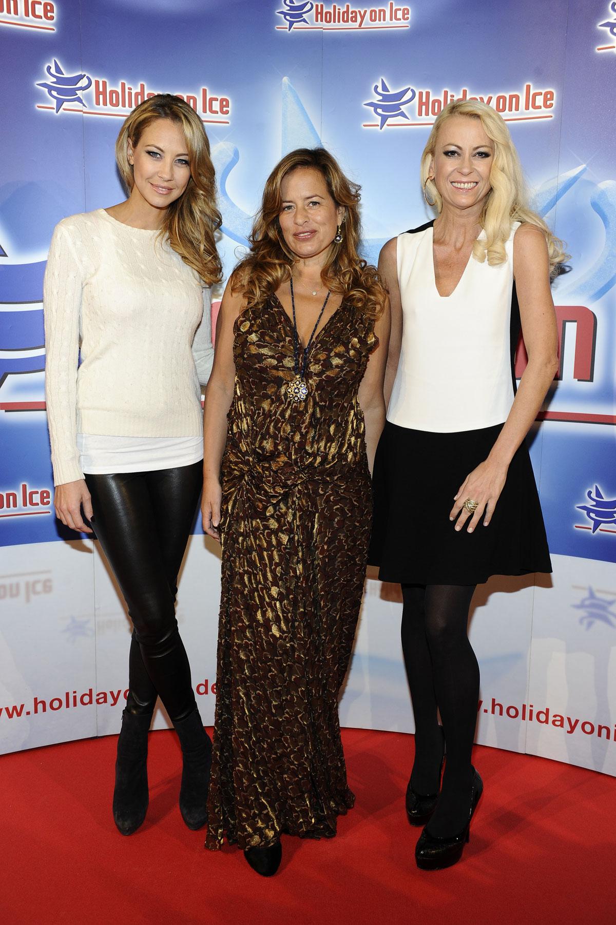 Alessandra Pocher Holiday on Ice Platinum