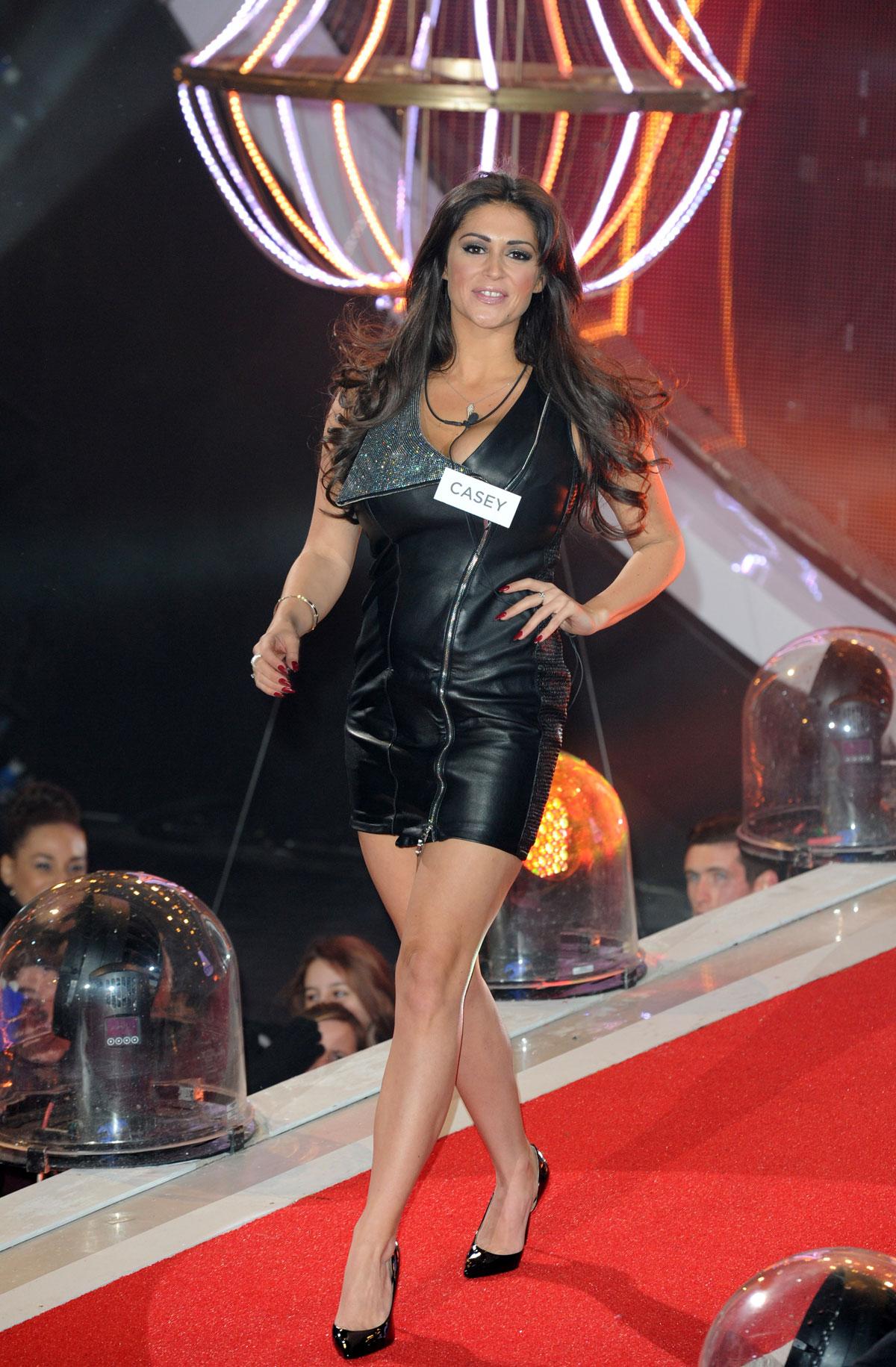 Casey Batchelor attends Celebrity Big Brother