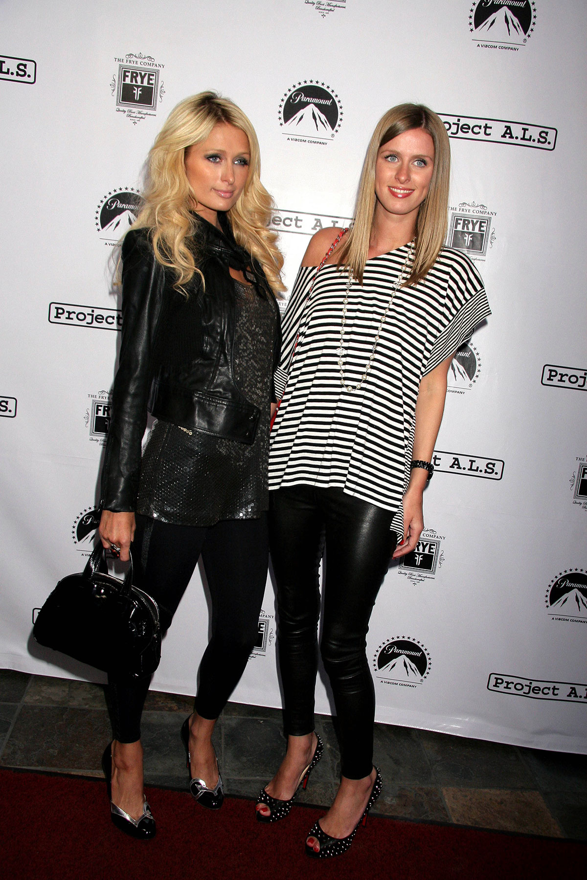 Nicky Hilton arrives at the Project ALS LA Benefit