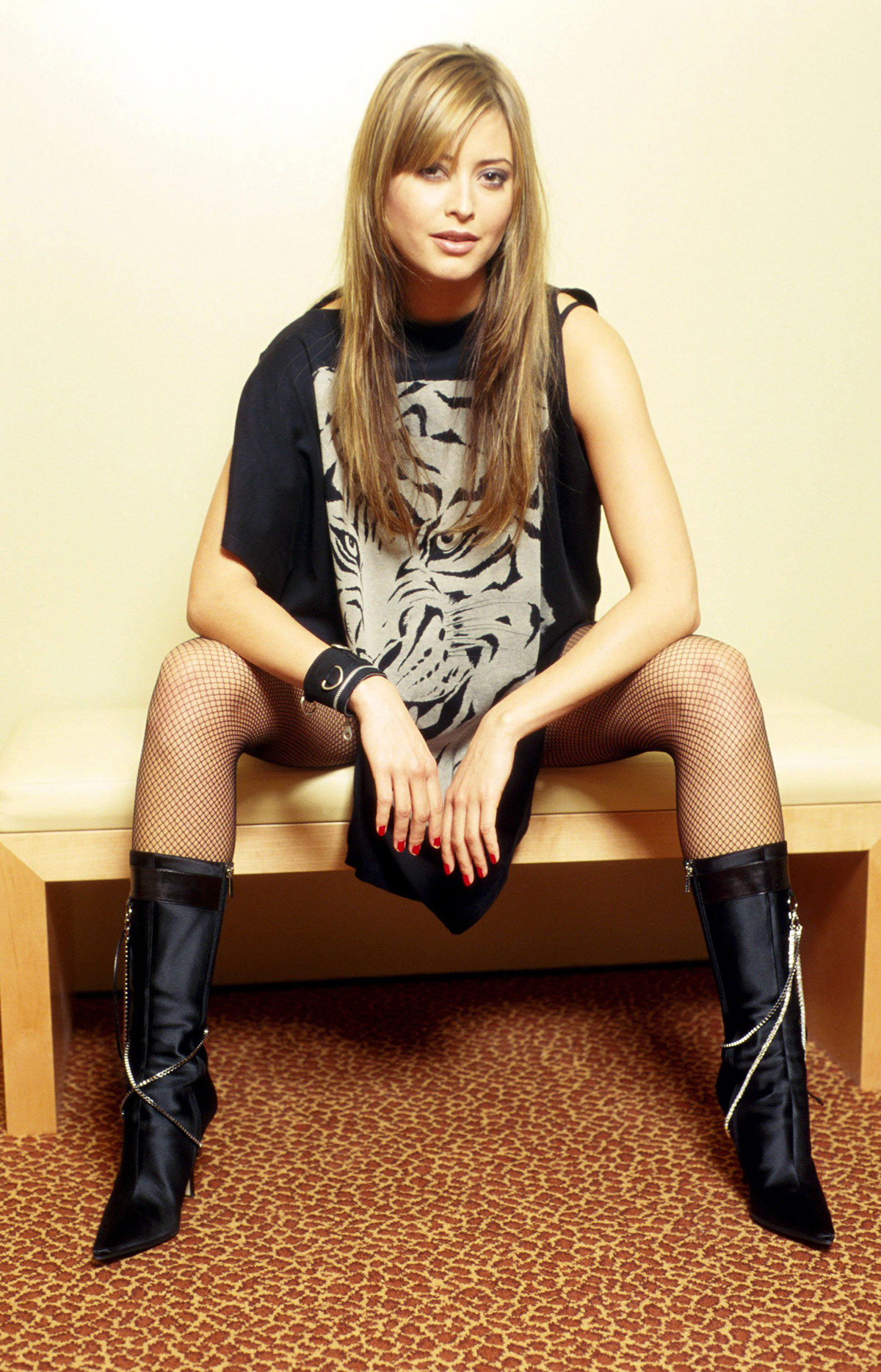 Holly Valance Tibor Bozi Photoshoot