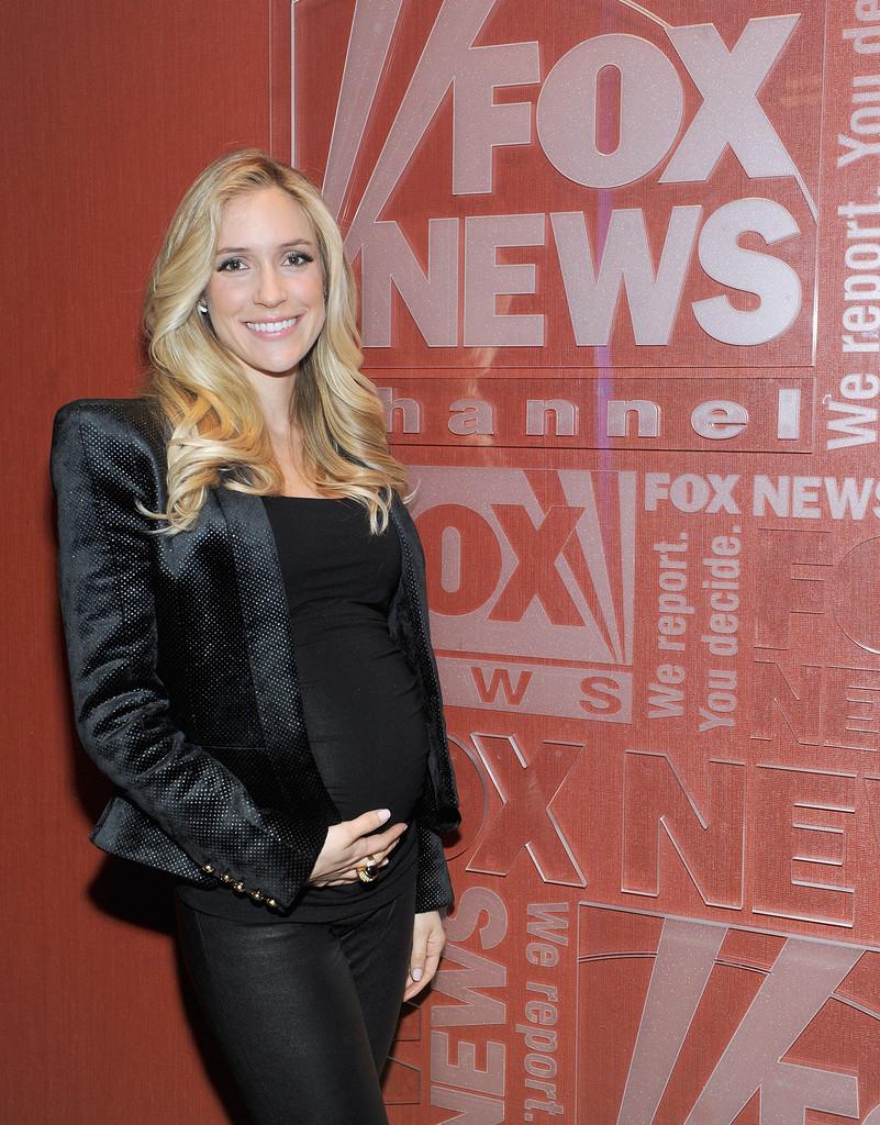 Kristin Cavallari visits FOX & Friends