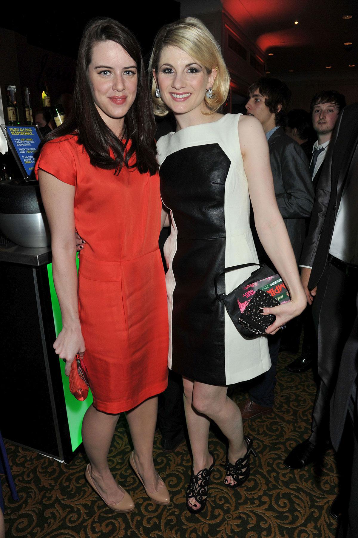 Jodie Whittaker attends Empire Film Awards