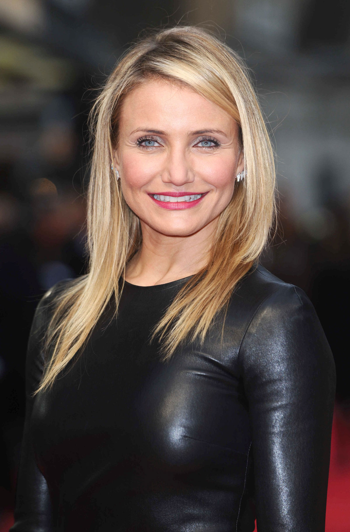 Gallery - Leather Celebrities Cameron Diaz Twitter