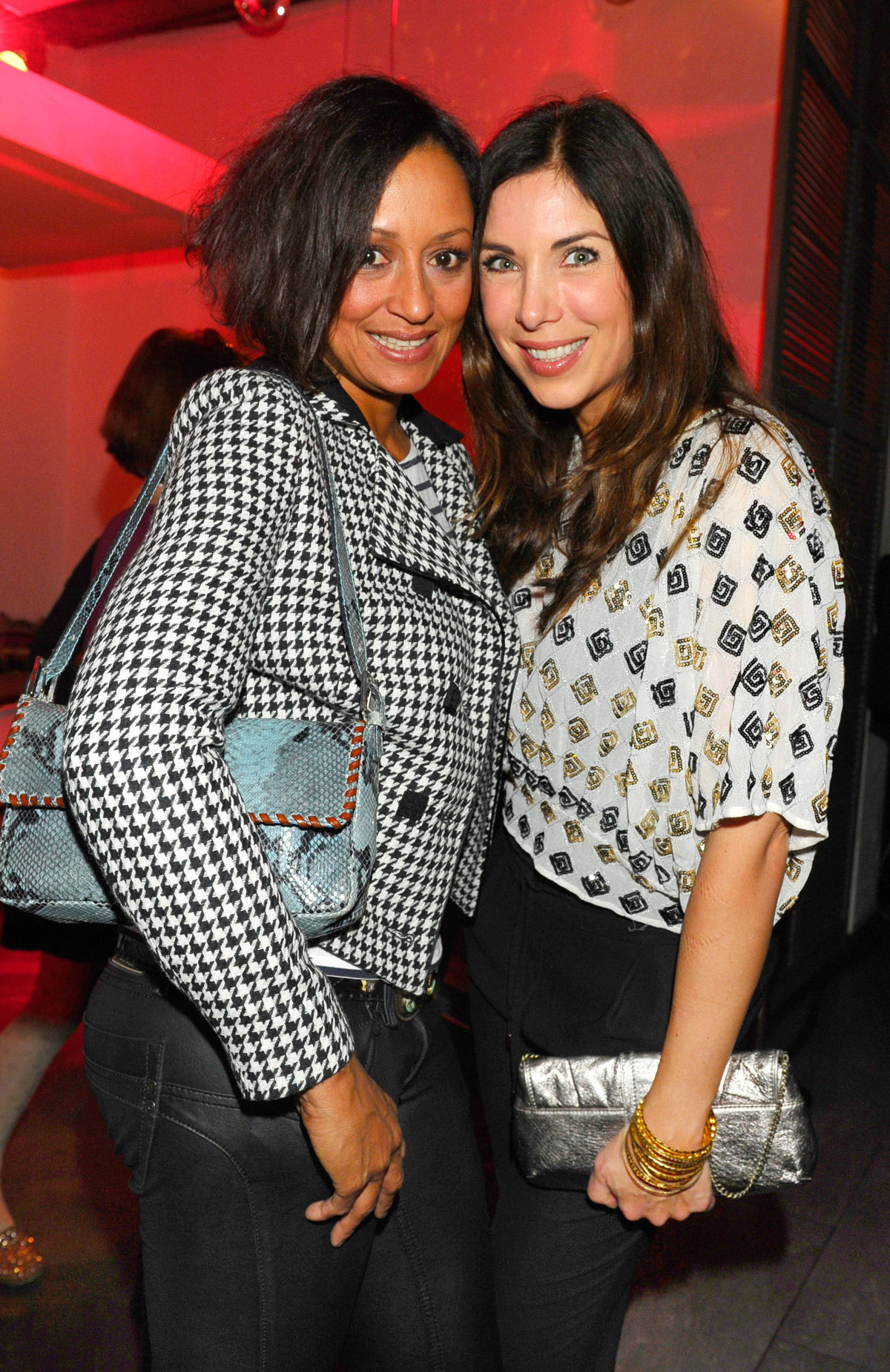 Andrea Kempter attends the TLC Station Launch Party