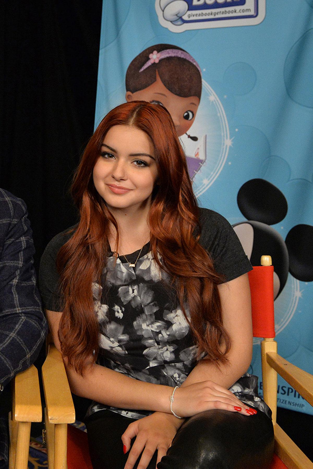 Ariel Winter attends Disney Social Media Moms Celebration