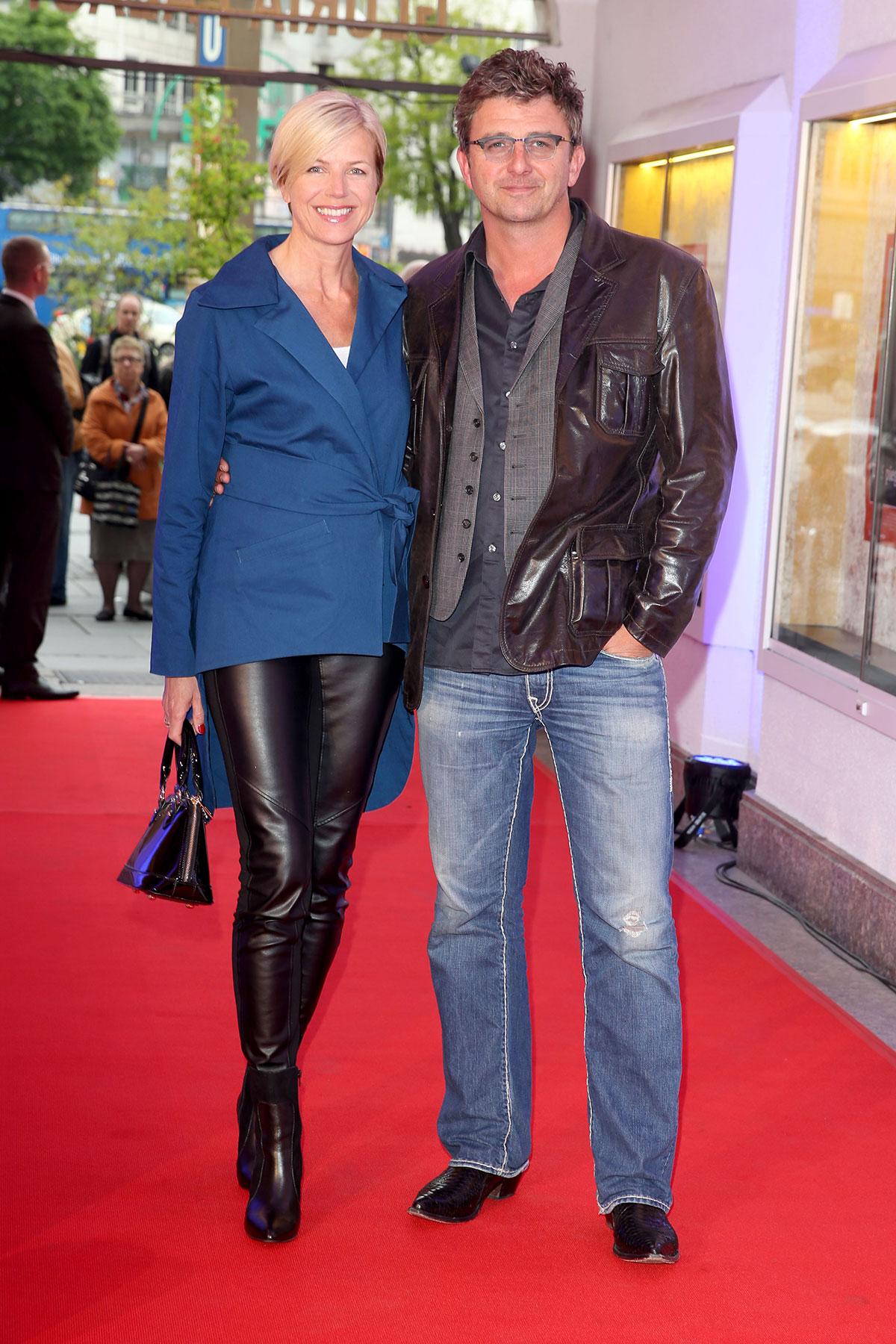 Susanne Sigl attends Die Spiegel-Affaere Preview