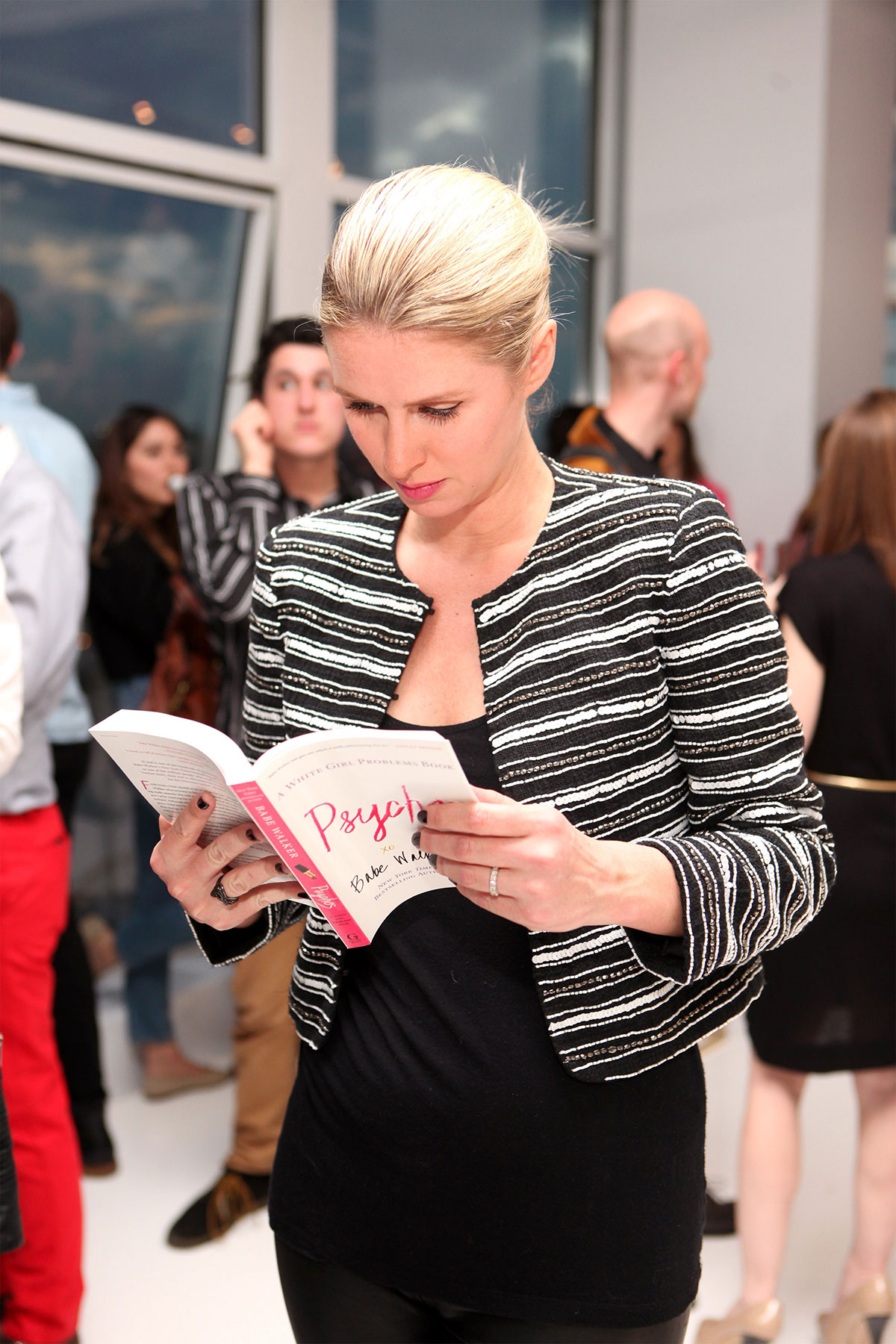 Nicky Hilton seen at the Psychos by Babe Walker Book Party