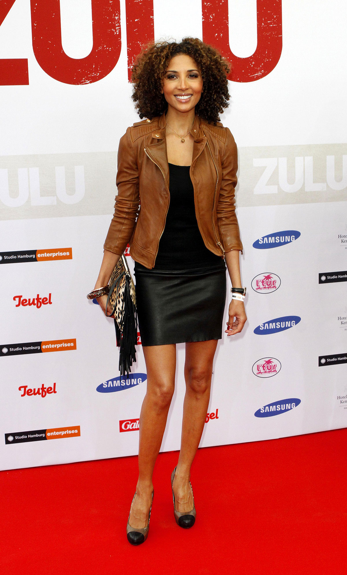 German celebs at various events