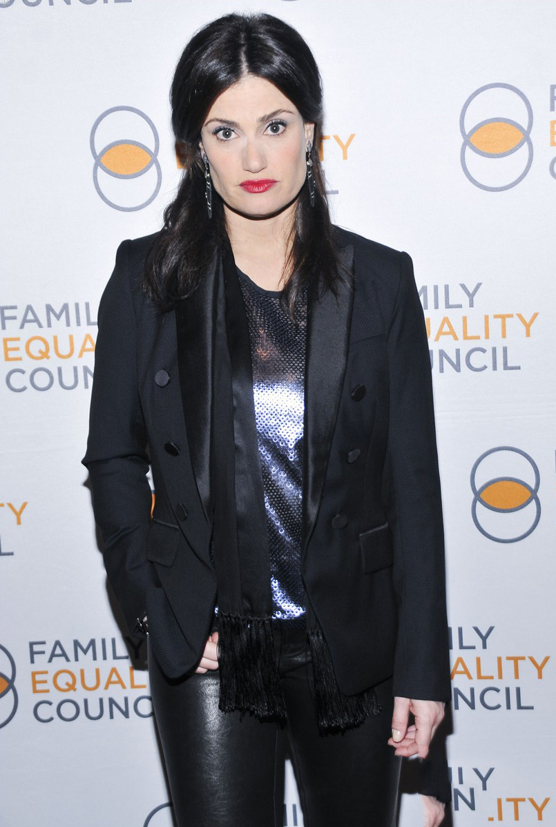 Idina Menzel attends Family Equality Council 2014 Night