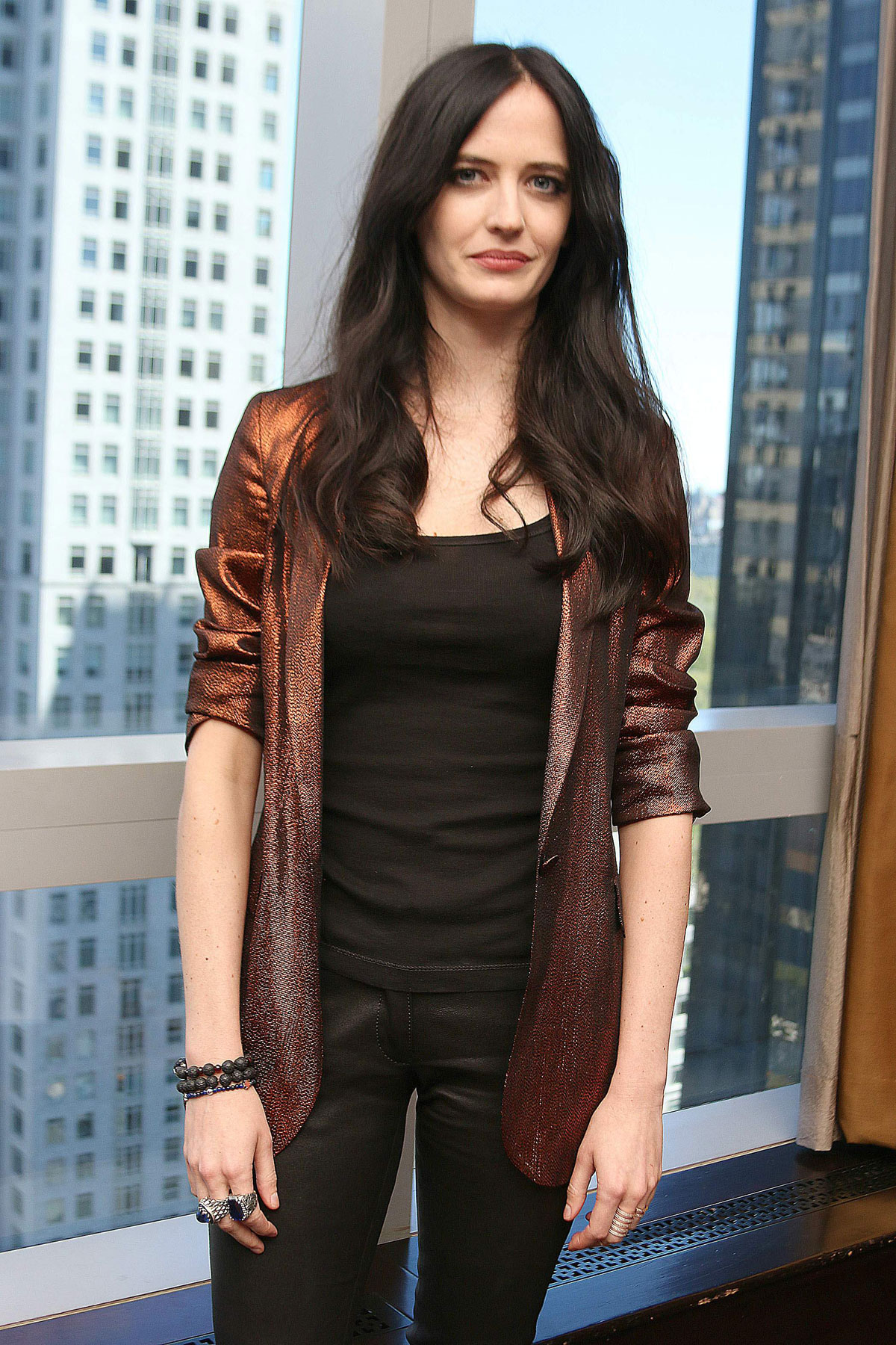 Eva Green at the Penny Dreadful Press Conference