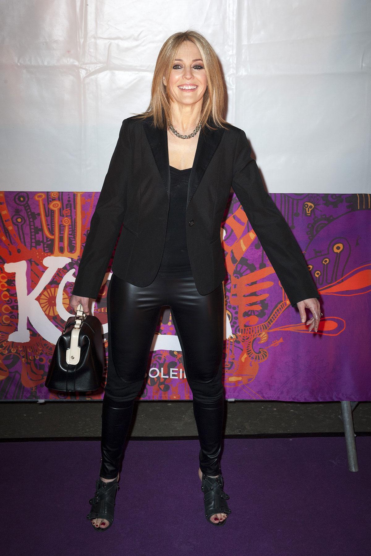 Helen Fospero attends Cirque Du Soleil