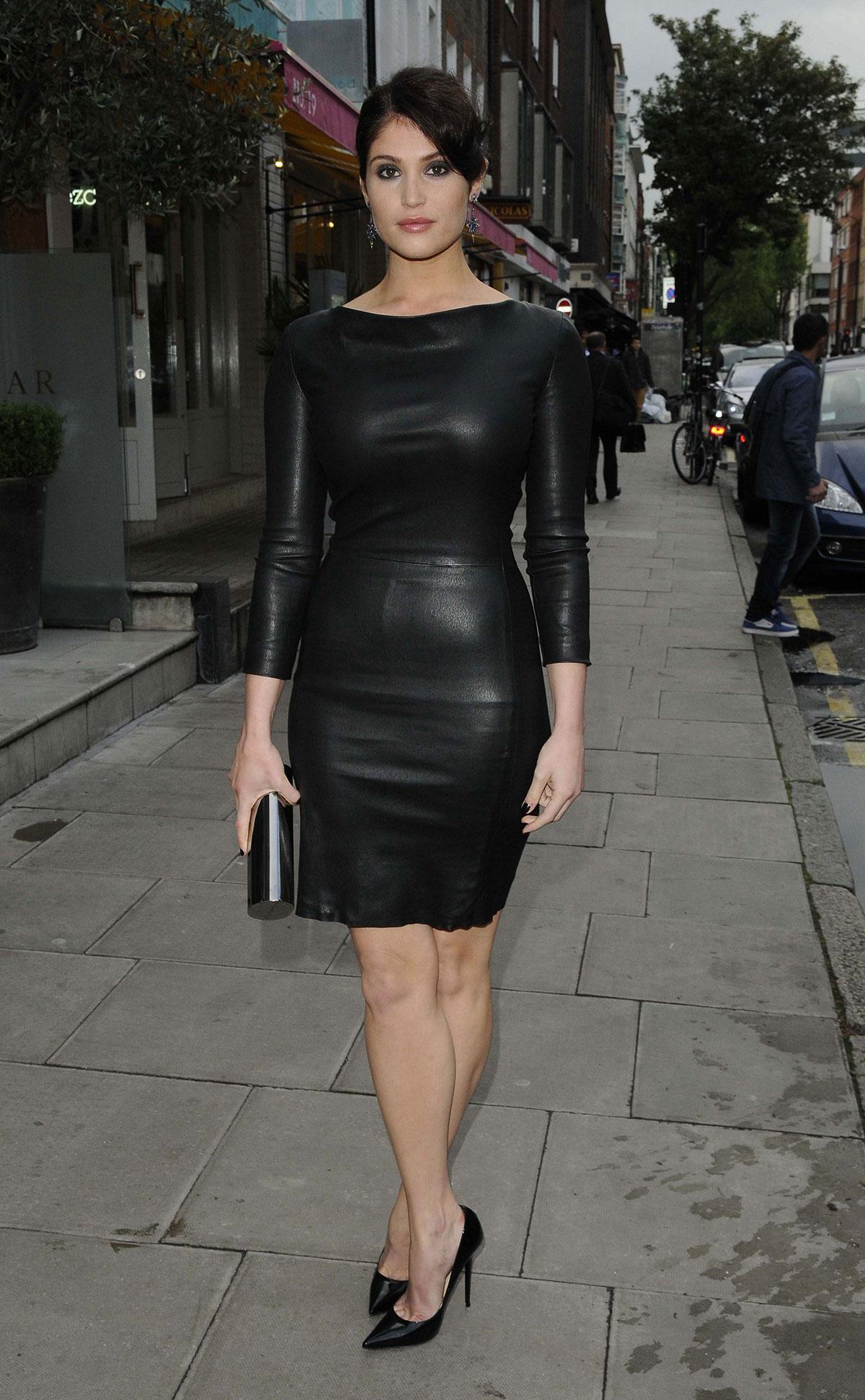 Gemma Arterton attends Byzantium screening