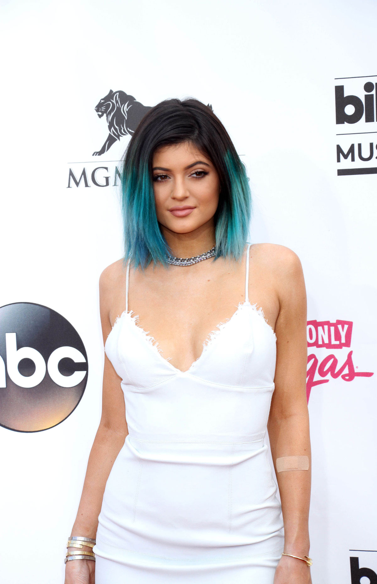 Kylie Jenner attends 2014 Billboard Music Awards