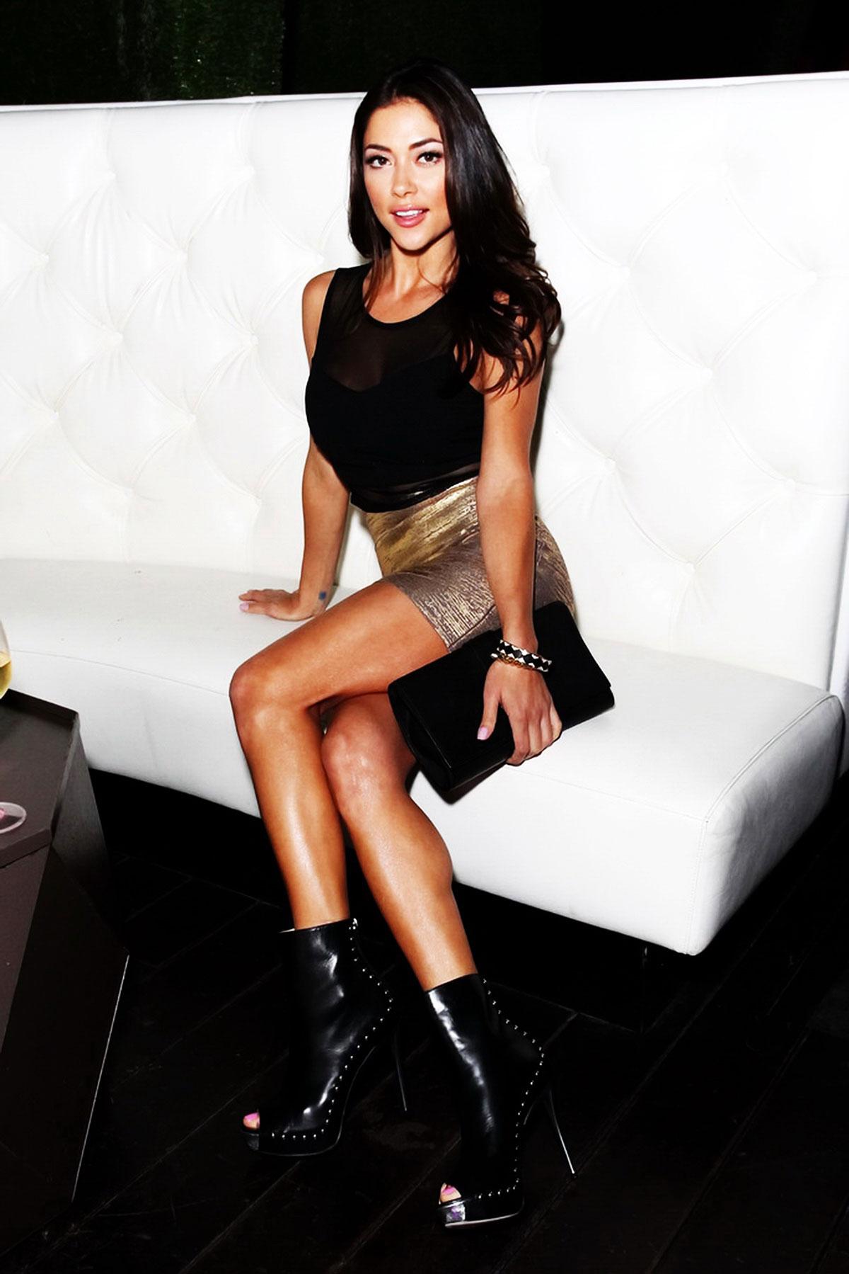 Arianny Celeste attends OK! Magazine's annual SO SEXY event