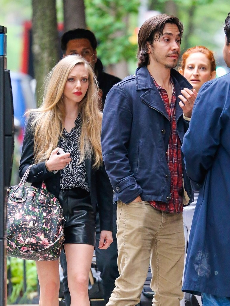 Amanda Seyfried out in NYC