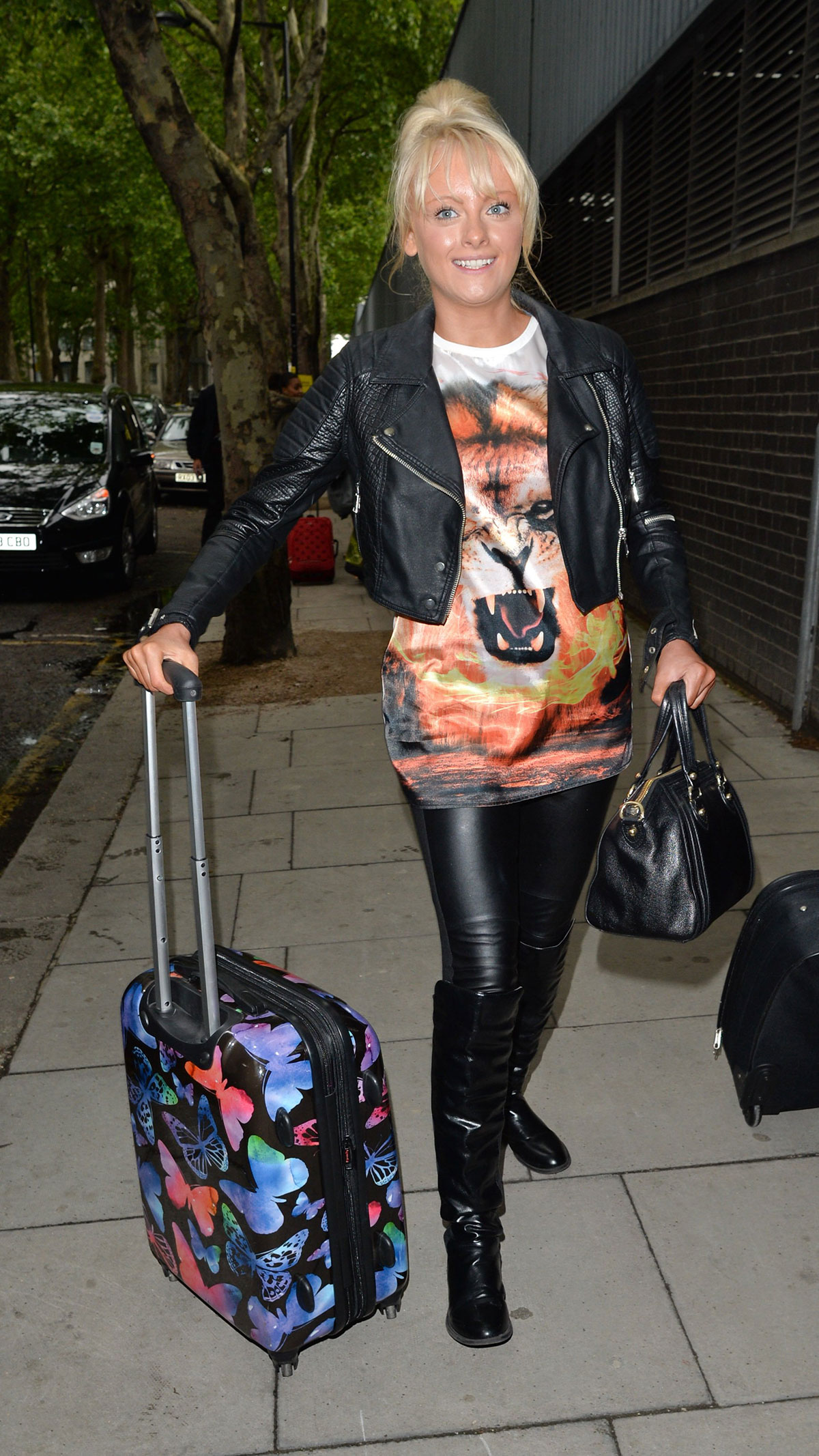 Katie McGlynn heading to London from Manchester