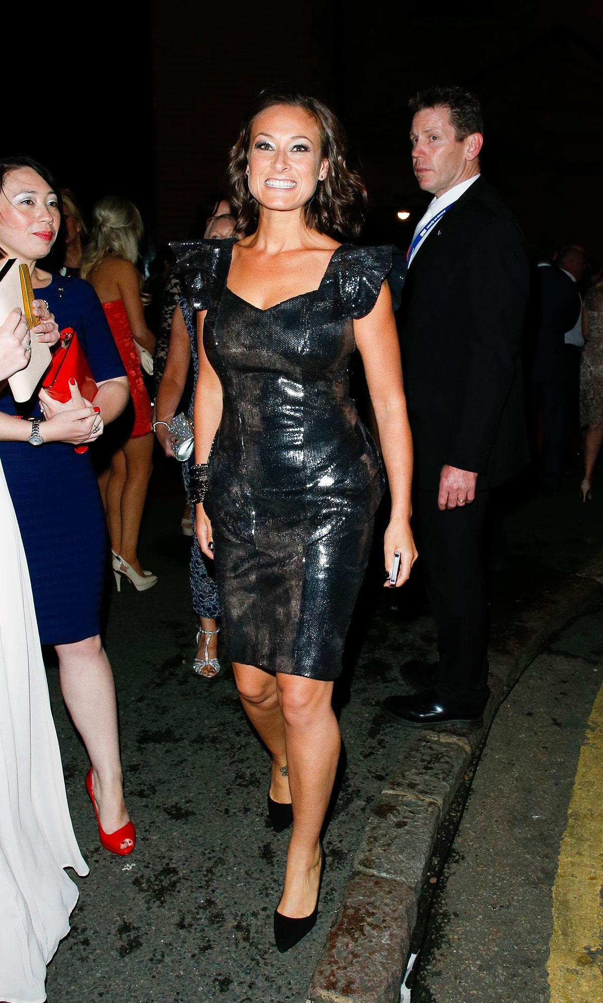 Luisa Bradshaw White leaves the British soap awards