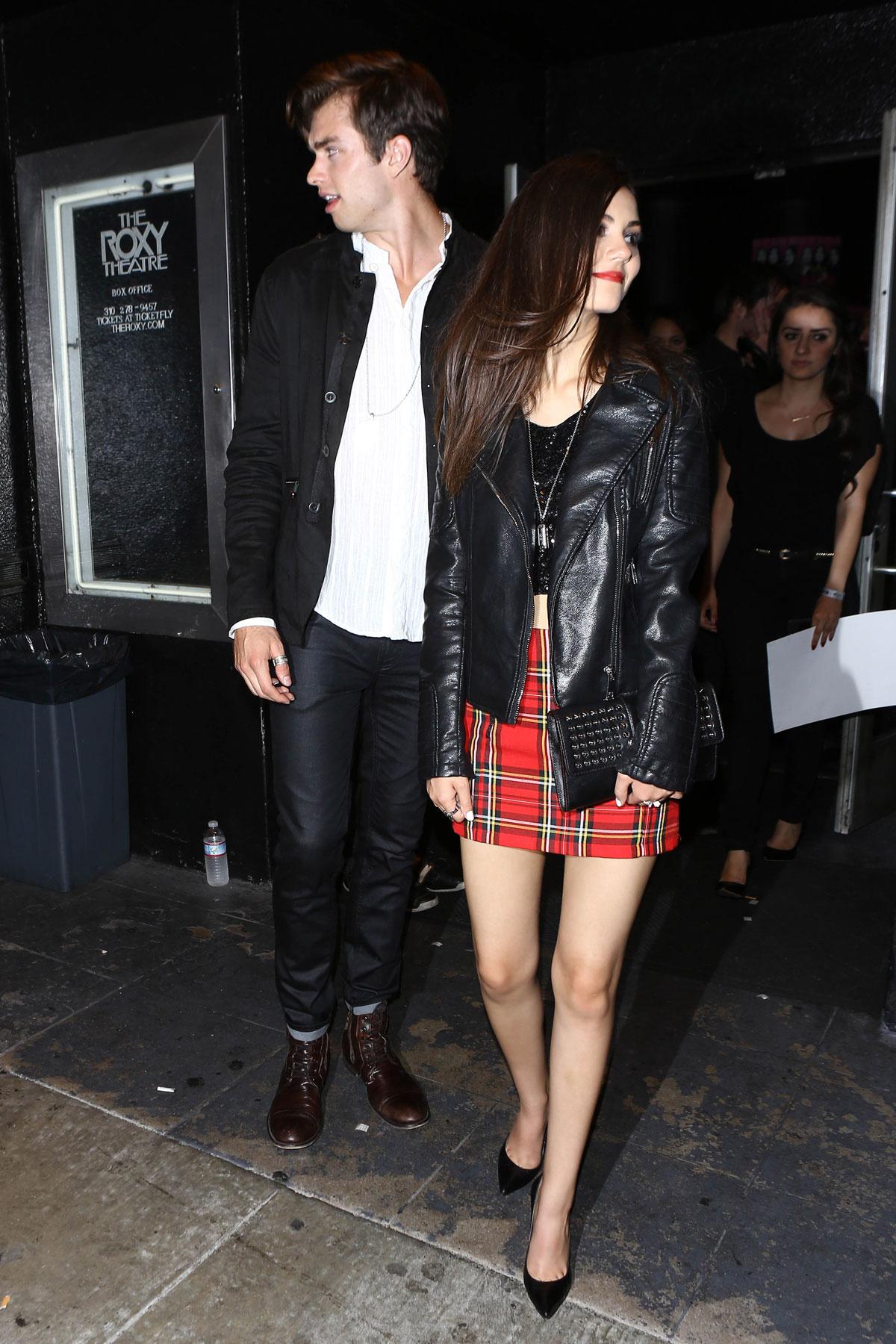 Victoria Justice attends NYLON x Aloft Hotels celebrate The Music Issue
